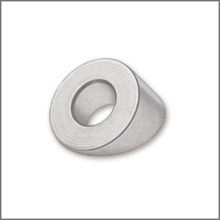 Beveled Washer for Custom CableRail fittings 1/4