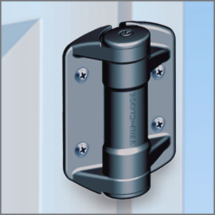 Adjustable Hinges For Gate (Pair)