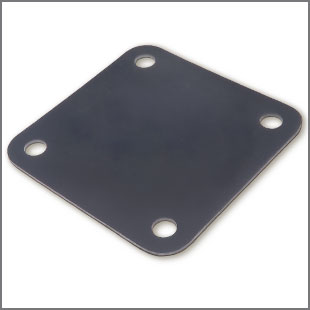 Isolation Pad For Post Base Plate (5