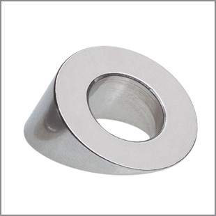 Beveled Washer for 1/8