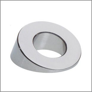 "Beveled Washer for  1/8""Quick-Connect® Inset or 1/4""Threaded Terminal 26º"