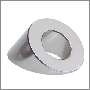 "Beveled Washer for 1/8""Quick-Connect® Inset or 1/4""Threaded Terminal 37º"