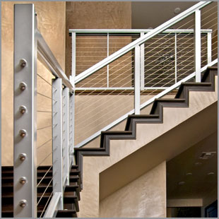 Designrail 174 Custom Aluminum Railings By Feeney