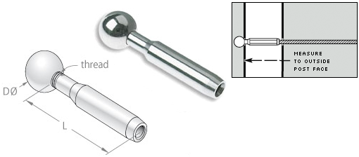 Fixed Ball End