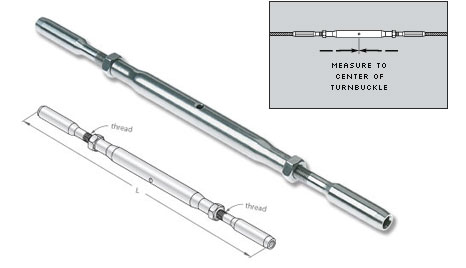 In-Line Turnbuckle