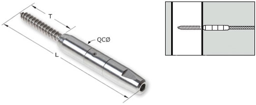 Quick-Connect(R) Lag