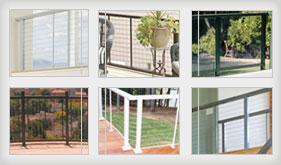DesignRail® Custom Aluminum Railings by Feeney