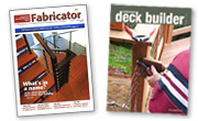 Feeney + Pro Deck Builder Magazine